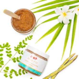 Pure Fiji | Sugar Rub- Moringa