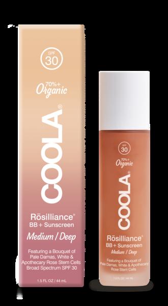 Coola | Face Rosilliance Sunscreen SPF30 - BB+ Med -Dark