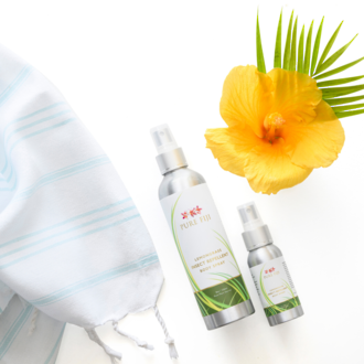 Pure Fiji | Lemongrass Insect Repellent Body Spray