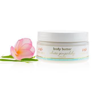 Pure Fiji   Body Butter - White GingerLilly