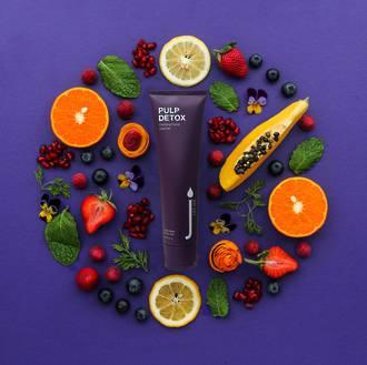 Skin Juice | Pulp Detox Clarifying Facial Cleanser