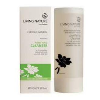 Living Nature | Purifying Cleanser