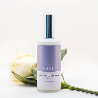 Janesce | Rose Petal Cleanser - 100ml
