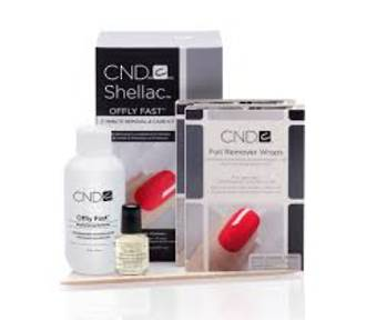 CND | Offly Fast Gel Removal Kit