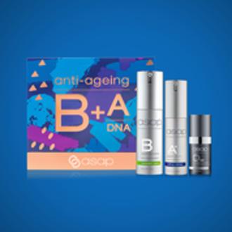 asap | B+A+DNA Serums