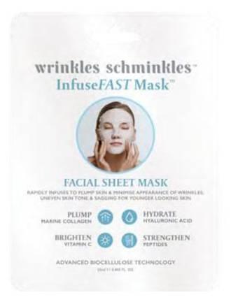 Wrinkle Schminkles | Infuse Fast Mask - Face