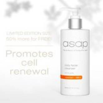 asap | Daily Facial Cleanser - 300ml