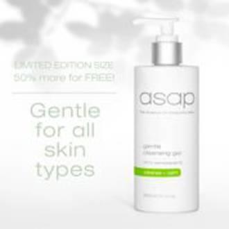 asap | Gentle Cleansing Gel - 300ml