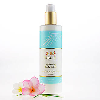 Pure Fiji | Hydrating Body Lotion - White GingerLilly