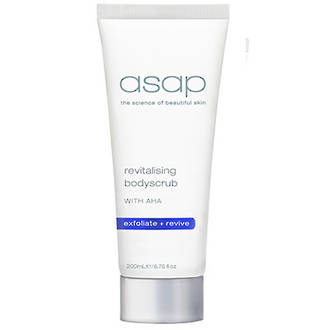asap | Revitalising Body Scrub
