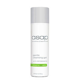 asap | Gentle Cleansing Gel - 200ml