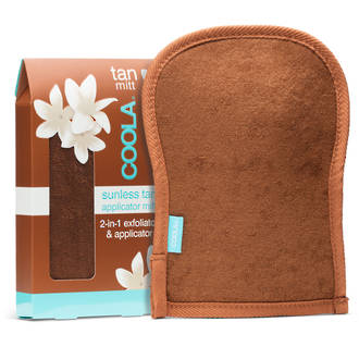 Coola | Body 2 in 1 Exfoliator & Sunless Tan Appicator Mitt