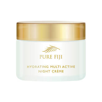 Pure Fiji | Anti-Aging Hydrating Multi-Active Night Creme