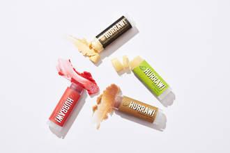 Hurraw | Lipbalm - Coconut Lemongrass Mint