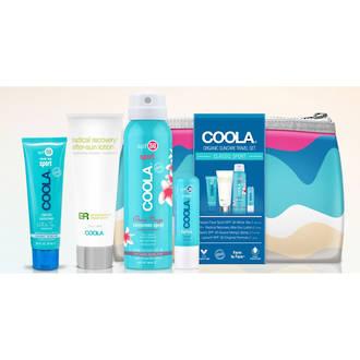 Coola | Sport -Travel Kit