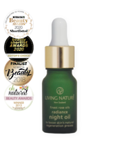 Living Nature | Radiance Night Oil