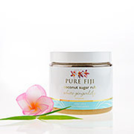 Pure Fiji | Sugar Rub - White GingerLilly