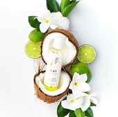 Pure Fiji | Exotic Bath & Body Oil - Coconut Lime