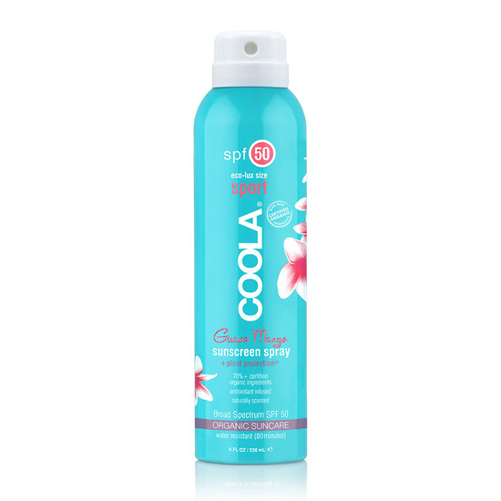 Coola | Body Spray Sunscreen SPF50 - Guava Mango