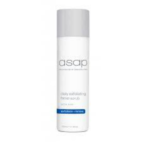 asap | Daily Exfoliating Facial Scrub - 200ml