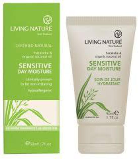 Living Nature | Sensitive Day Moisturiser