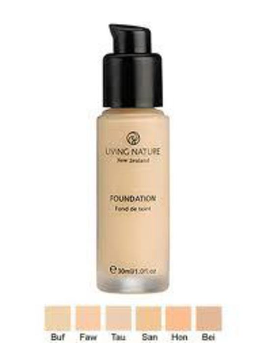 Living Nature | Mineral Foundation - Pure Beige