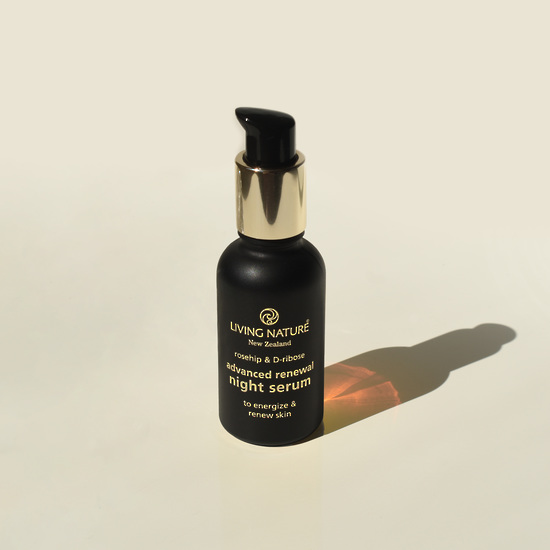 Living Nature | Advanced Renewal Night Serum