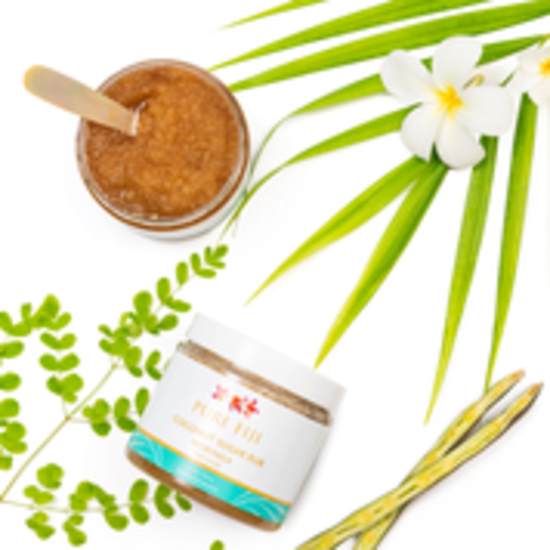 Pure Fiji | Sugar Rub- Moringa