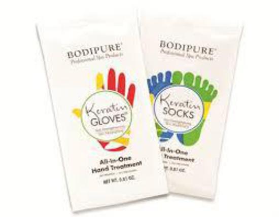 Bodipure | Keratin Socks