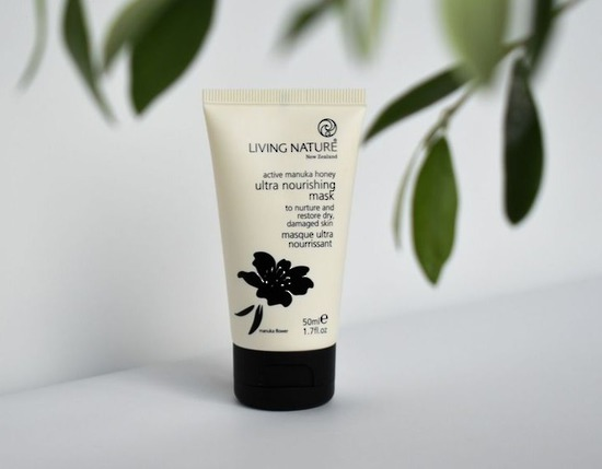 Living Nature | Ultra Nourishing Mask