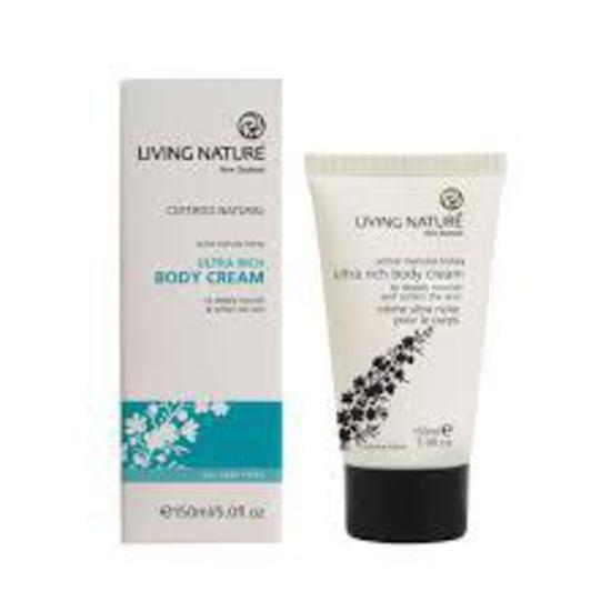 Living Nature | Ultra Rich Body Cream