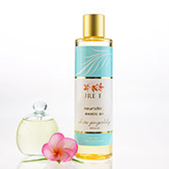 Pure Fiji | Exotic Bath & Body Oil - White GingerLilly