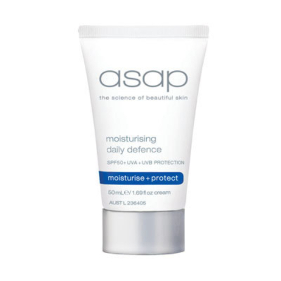 asap | Moisturising Daily Defence SPF50+ - 50ml