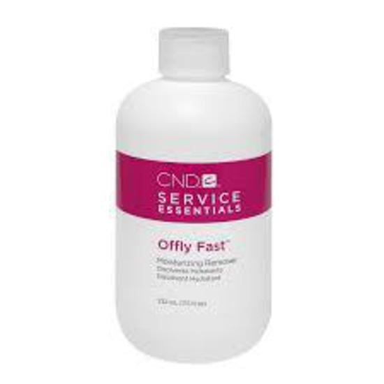 CND | Offly Fast Moisturizing Polish Remover 222ml