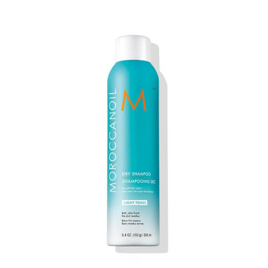 Moroccanoil Dry Shampoo - Light Tones 205ml