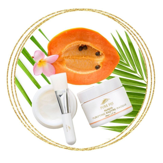 Pure Fiji | Papaya Purifying Enzyme Masque