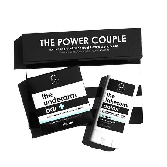 Kaia Naturals | the Power Couple