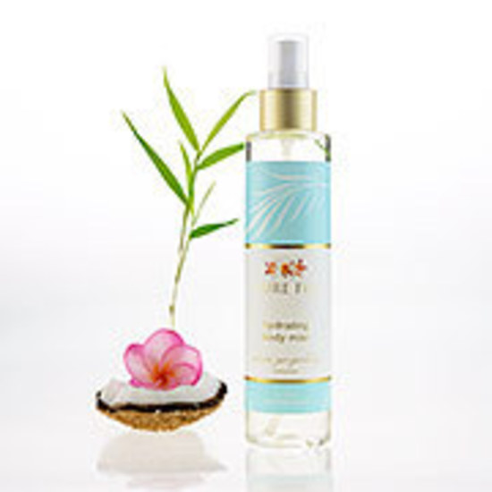 Pure Fiji | Hydrating Body Mist - White GingerLilly