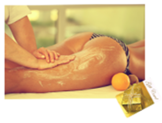 Voucher for Italian Mandarin Body Scrub with Full Body Relaxation Massage - 90min