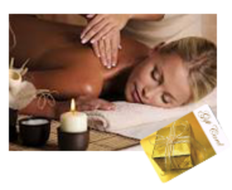 Voucher for Full Body Swedish Massage - 60min