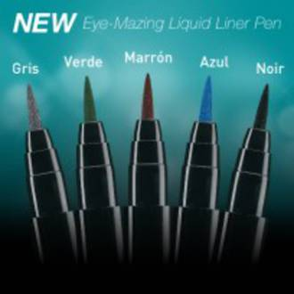 Youngblood Eye Mazing liquid liner pen. Noir (Black)