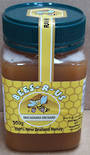 500g Raw Macadamia Orchard Honey