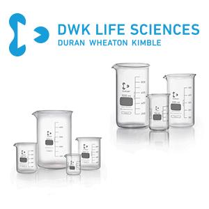 DWK Duran Beakers