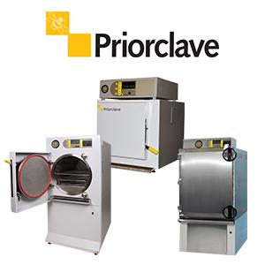 PRIO Autoclaves