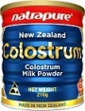 Natrapure Colostrum Milk Powder 210g