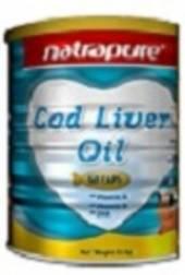 Natrapure Cod Liver Oil