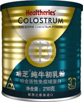 Healtheries Pure Colostrum Powder 210g