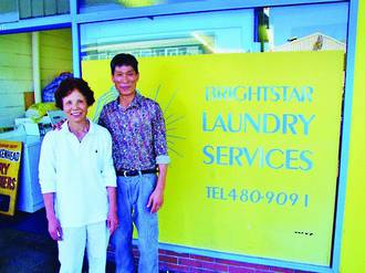 Bright Star Laundry Service