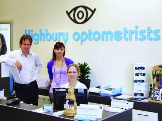 Highbury Optometrists