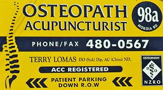 Osteopaths and Co